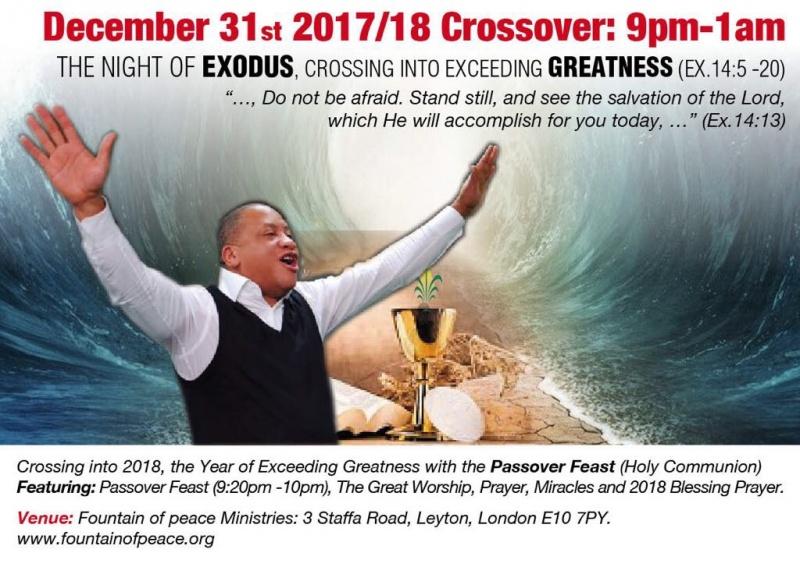 December 31st 2017/18 Crossover